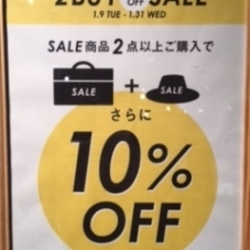 2BUY10%OFFSALE