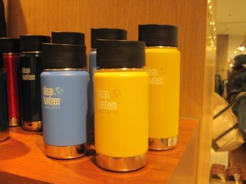 大人気の水筒クリーンカンティーンのボトルに新色が登場です