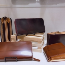 FLYING HORSE CORDOVAN COLLECTION!!