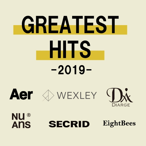 GREATEST HITS 2019-リュック・バッグ編